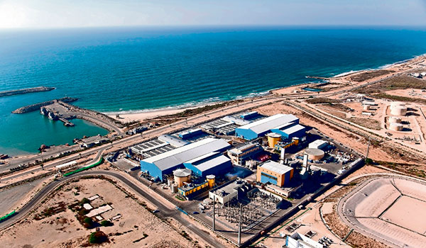 La desalinización como solución a la escasez del agua en el Perú