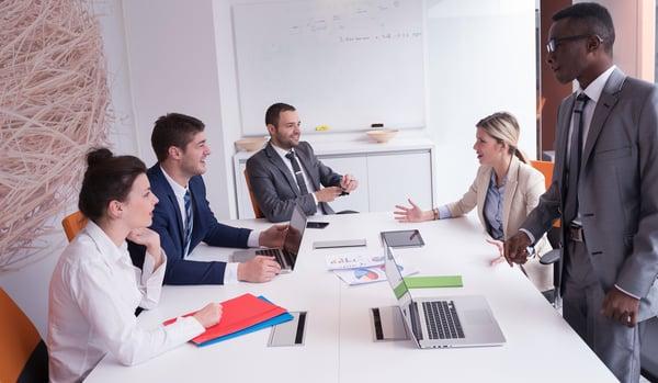Despliegue de objetivos como parte de la cultura participativa de una organización