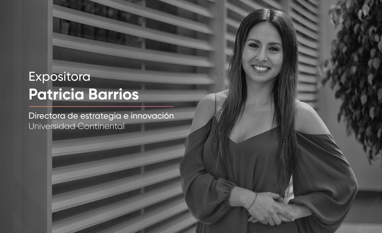 Directora de Innovación en Universidad Continental